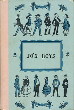 Jo's Boys by Louisa May Alcott | LibraryThing