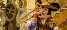 Step onboard a Disney Cruise Line Ship and it will take you back to your childhood