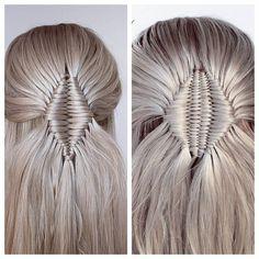 85 Box Braids Hairstyles for Black Women - Hairstyles Trends Box Braids Hairstyles, Braided Hairstyles For Black Women, Winter Hairstyles, Braids With Weave, Braids For Long Hair, Weave Cornrows, Infinity Braid, Hair Academy, Hair Art