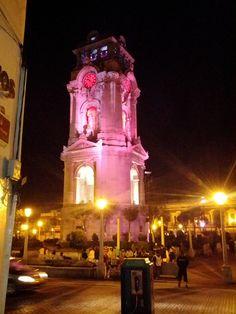 Reloj de Pachuca, Hidalgo, MEXICO.