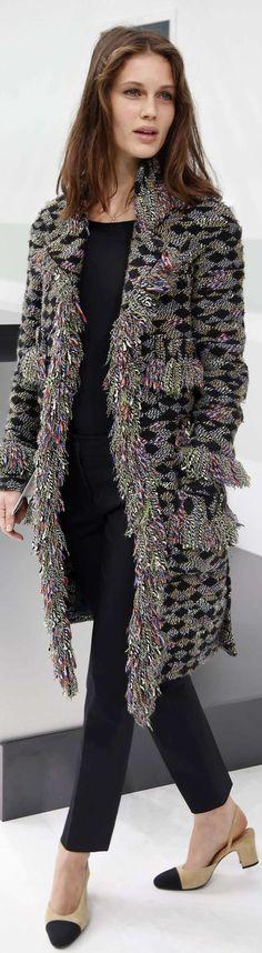 Chanel Fashion Show Details ♛BOUTIQUE CHIC♛