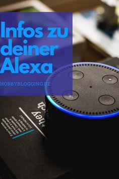 Ich zeige dir in meinem Blog, was du mit deiner Amazon Alexa machen kannst. Zusätzlich erkläre ich dir die Grundlagen deines Amazon Echo Dots. Wenn du mehr Tipps, Ratschläge und Informationen zum Amazon Echo möchtest, dann schau gerne mal bei mir im Blog vorbei. Dort zeige ich dir wichtige Dinge, die du als Alexa-Besitzer unbedingt wissen musst! Amazon Echo, Alexa Echo, Smart Home, Gadgets, Hacks, Blog, Knowledge, Do Your Thing, Tips