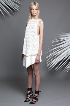 Jay Ahr Resort 2015 Fashion Show - Caroline Schurch