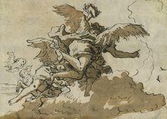Giovanni Domenico Tiepolo, Genre - Salamon Gallery