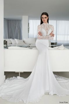 Julie Vino Spring 2015 Wedding Dresses Part 2 — Empire and Urban Bridal Collections | Wedding Inspirasi  #bridal #wedding #weddings #weddinggown #weddingdress