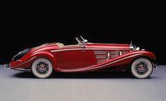 1936 Mercedes 540k Spezial Roadster