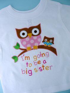 Sister shirt Beach Shirt-- Big Sister Annoucement-- Sister shirt Girls Big Sister bodysuitShirt Big Sister Anchor shirt