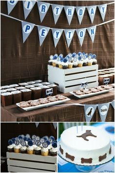 Dog Themed Birthday Party Supplies