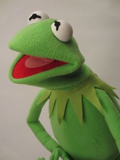 1000 images about my muppets on pinterest a character for Frog finger puppet template