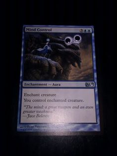 All magic cards should come with Googly Eyes