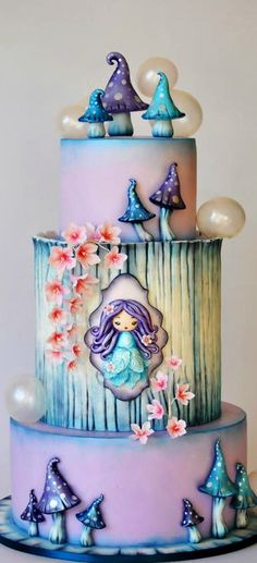Enchanted Cake