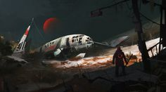 Hidden property by Ismail Inceoglu | Sci-Fi | 2D | CGSociety