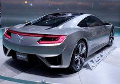 Acura NSX autos