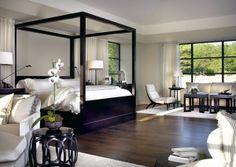 50 Design Ideen für Himmelbetten, die unbedingt zu sehen sind - http://wohnideenn.de/schlafzimmer/08/design-ideen-fur-himmelbetten.html  #Schlafzimmer