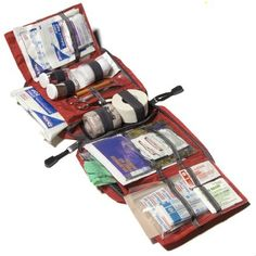 First Aid kit.  I could use this in my job and for camping.  Compact, yet chock-full of important items