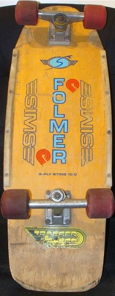 DECK OF THE DAY | SIMS | MIKE FOLMER