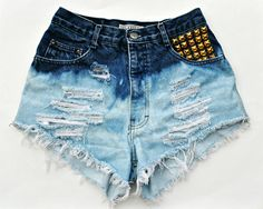 i LOVE highwaisted shorts