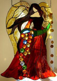 Anioł Dostatku (Fortuny) - Angel of Abundance (Fortune)