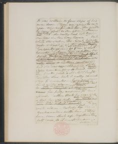 Manuscript of chapters 10 and 11 from Jane Austen's Persuasion - The British Library
