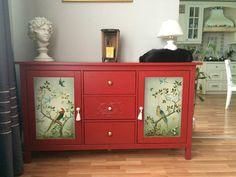 Арт-студия LOVENE - меловая краска, декор мебели