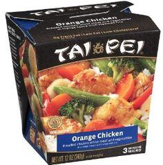 Tai Pei Orange Chicken, $0.22 Moneymaker at Walmart!