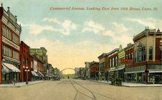 Commercial Avenue