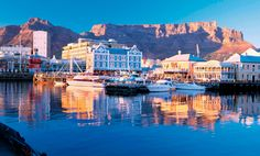 Plan your getaway to South Africa at the Protea Hotel Cape Town Waterfront Breakwater Lodge. Our ideally located hotel places you on the V&A Waterfront. Oh The Places You'll Go, Places To Travel, Places To Visit, V&a Waterfront, Namibia, Cape Town South Africa, Fantasy Island, Victoria, Most Beautiful Cities