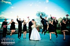 Nicole & Brian - NJ Wedding Photos by www.abellastudios.com by abellastudios, via Flickr