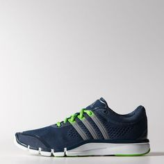 on sale 07e18 cbddf adidas - Adipure 360.2 Shoes Rich Blue  Tech Grey Metallic  Semi Solar  Green M18125