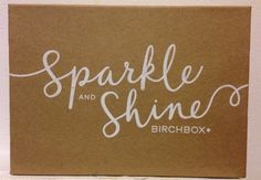 See what was inside my December Birchbox! Click the photo for details!
