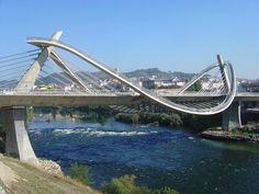 El puente del Milenio (Ourense) - Turismo Enxebre