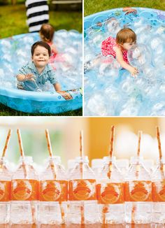 Joyful Bubbles & Brunch 2nd Birthday Party