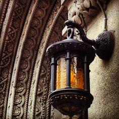 3/16 lantern, Masonic temple
