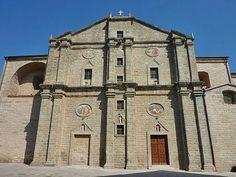 Cattedrale di San Pietro a Tempio Pausania (Olbia-Tempio)