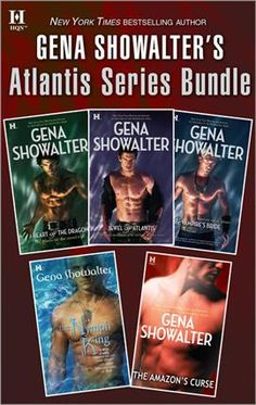 Another sexy series by Gena Showalter.  I love this series so far.  I am reading book 3 now and cant wait to finish it!