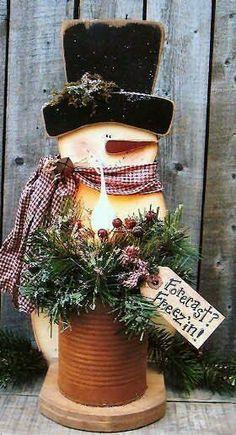 Snowman Mehr