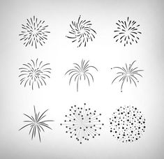 Firecracker vector set by snipers on creative market - . - Firecracker Vector Set By Snipers In Creative Market – - January Bullet Journal, Bullet Journal Ideas Pages, Bullet Journal Inspiration, How To Draw Fireworks, Fireworks Art, Fireworks Wallpaper, Fake Tattoo, Diy Tattoo, Tattoo Ideas