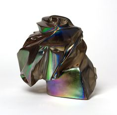 John Chamberlain - You have to see his sculptures in person