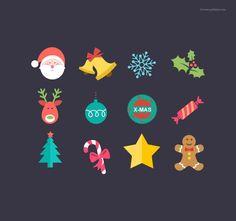 クリスマスカード作りなどに参考にしたい かわいいクリスマスをテーマに…