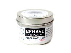 "essential-apothecary-alchemist ""BEHAVE"" hair pomade 50ml"