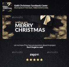 Merry christmas facebook cover pinterest facebook timeline gold merry christmas facebook cover maxwellsz