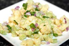 No Potato Salad
