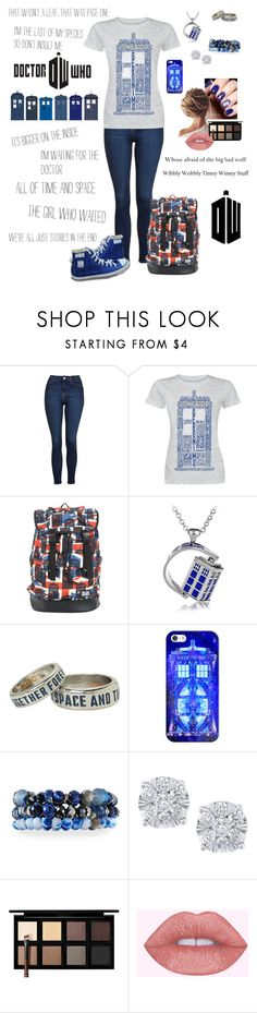 """""""Statement t-shirt 4"""" by morgan-a-h ❤ liked on Polyvore featuring POLICE, Topshop, Casetify, Lydell NYC, Effy Jewelry and Down to Earth"""