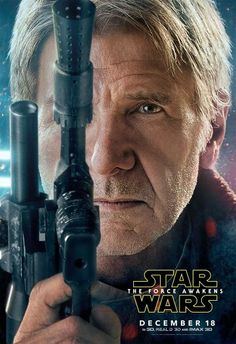Han Solo | Star Wars Episode VII The Force Awakens