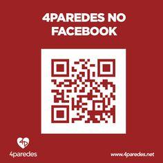 4paredes.net no facebook