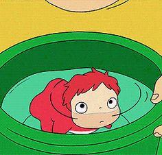 Studio Ghibli Gifs Ponyo