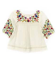 Baby Marin Top - Tops & Tees - Shop - baby girls | Peek Kids Clothing #boho #kids