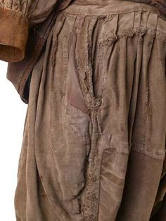 A Woodsrunner's Diary: Slops Breeches 1600-1700 Museum of London.