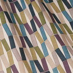 Geometrical pattern by Natasha Marshall via Print & Pattern