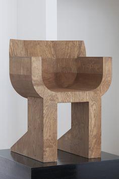 Rick Owens chair